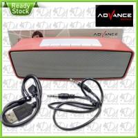 Speaker Bluetooth Portable Advance Es040b
