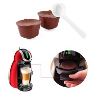 Jual Nescafe Dolce Gusto Refillable Capsule / Capsule Isi Ulang Dolce Gusto Murah