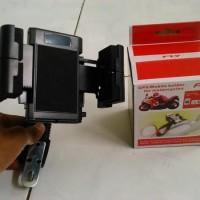 Handphone Holder untuk Sepeda Motor Android iPhone Samsung Blackbe