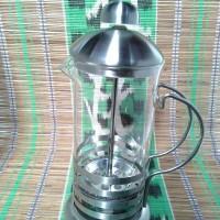 harga French press / coffee plunger / tea plunger Tokopedia.com