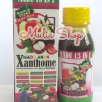 Madu Anak Xanthome plus Propolis 13 in 1 - plus Gamat Emas + Fish Oil