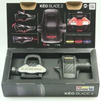New Pedal Look Keo Blade 2 Ti 12 Road Bike