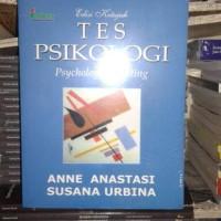 Tes Psikologi Edisi 7 (ASLI)