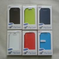 harga Flip Cover Samsung Galaxy S3 Mini Original Tokopedia.com