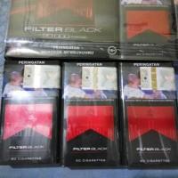 Rokok Marlboro Filter Black 20 Cigarettes