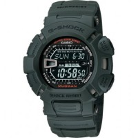 Casio G-Shock G-9000-3VDR Green Mudman Military