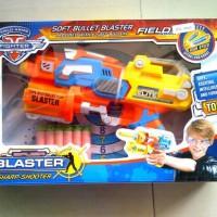 Spuer Blaster, Sharp Shooter