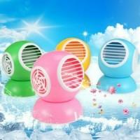 harga Ac Mini Portable Bulat / Kipas Angin / Mini Fan Tokopedia.com