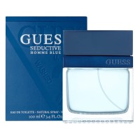 Parfum Original Guess Seductive Homme Blue Edt 100ml