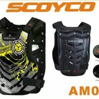 Body potector scoyco. body armor. motif. cross, mx, biker.