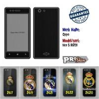 Garskin hp Oppo Neo 5 R1201 harga grosir bisa pakai foto sendiri