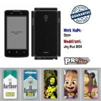 Garskin hp Oppo Joy Plus R1011 harga grosir bisa pakai foto sendiri