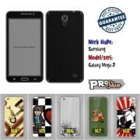 Garskin hp Samsung Galaxy Mega 2 harga murah bisa pakai foto sendiri