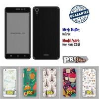 Garskin hp Infinix Hot Note X551 harga murah bisa pakai foto sendiri
