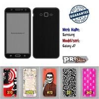 Garskin hp Samsung Galaxy J7 harga murah bisa pakai foto sendiri