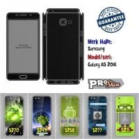 Garskin hp Samsung Galaxy A5 2016 branded murah bisa pakai foto sendir