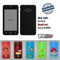 Garskin hp Samsung Galaxy Z1 Z130H harga murah bisa pakai foto sendiri