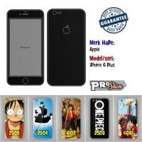 Garskin hp Apple iPhone 6 Plus branded murah bisa pakai foto sendiri