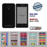 Garskin hp EverCoss Winner T A74A branded murah motif kustom