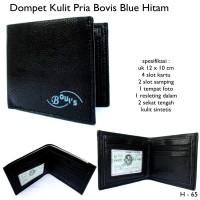 Dompet Pria Kulit Bovis Premium