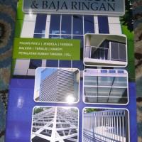 harga Katalog Galeri Aluminium & Baja Ringan Tokopedia.com