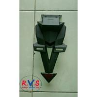 harga spakbor belakang undertail segitiga lancip nvl,vixion,cbr,cb150,ninja Tokopedia.com
