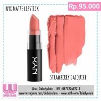NYX Matte Lipstick Strawberry Daiquiri
