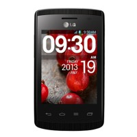 LG Optimus L1 II E410 - Black