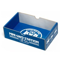 Tamiya Basic Mini 4WD Car Box (Mini 4WD Station)