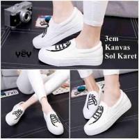 Sepatu wanita SM126 white
