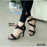 Sepatu wanita SM135 black