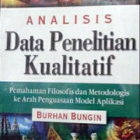Analisis Data Penelitian Kualitatif - Burhan Bungin