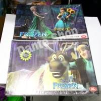Buku Gambar A4 Frozen