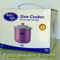 Slow Cooker Baby Safe