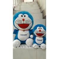 Jual Boneka Doraemon brother (paket 2 in 1) size jumbo dan L Murah