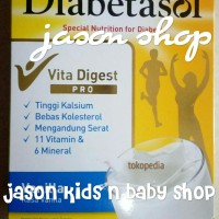 Harga Susu Diabetasol Travelbon.com