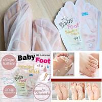 Baby Foot Peeling Mask ecer per SACHET - Masker Kaki PO9W