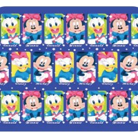 Selimut Alessa Mickey & Friends 140x200