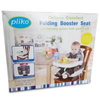 harga PLIKO Baby Folding Booster Seat Kursi Makan Bayi Lipat Portable Travel Tokopedia.com