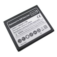 Replacement Battery for Samsung Galaxy Ace 4 Li-ion 1500mAh 3.8V - Bla