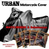 Cover / selimut / pelindung motor URBAN - STANDARD [MURAH + BERKUALITAS]