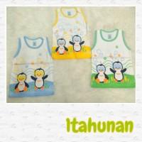 harga Kaos singlet anak  pinguin Tokopedia.com