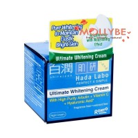Hada Labo Shirojyun Ultimate Whitening Night Cream / Krim Malam