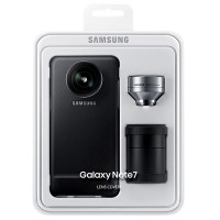 Official Samsung Galaxy Note FE Fan Edition Lens Lensa) Cover Original