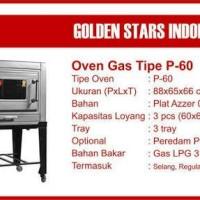 harga Oven Gas Golden Star P60 Tokopedia.com