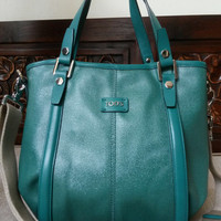 Tods Sacca Piccola Green