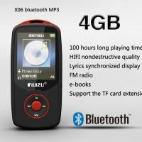 Portable Bluetooth Digital Audio Player HiFi Ruizu X06