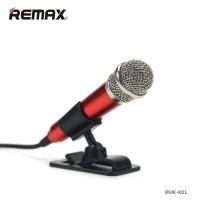 Microphone Mini Untuk Aplikasi Karaoke Smule yokee, red karaoke,dll
