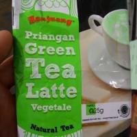 Jual Green Tea Latte Hanjuang Murah