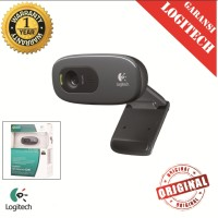 Logitech C270 HD Webcam Garansi 1 Tahun.